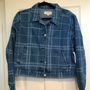 Brand New PacSun denim jacket